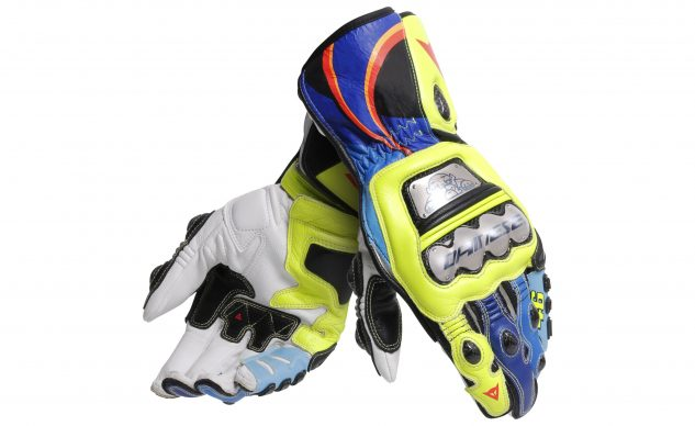 dainese_full_metal6_vr46_replica_gloves_fluo_yellow_blue_white