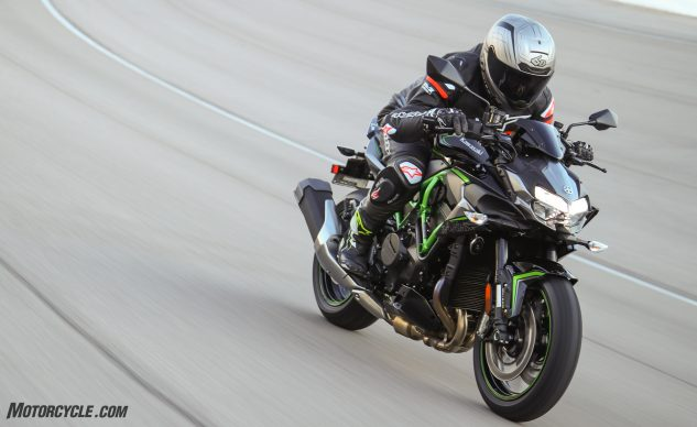 2020 Kawasaki Z H2 Review