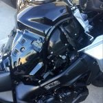 Suzuki Katana no fairing gas tank