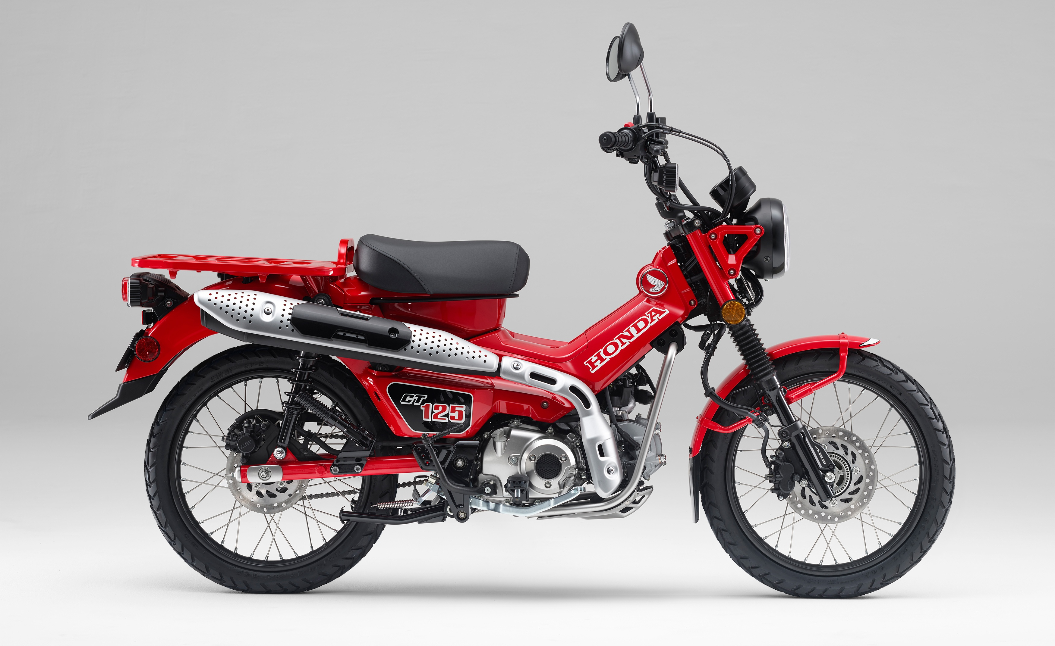 2021 Honda CT125 Hunter Cub Officially Announced ...