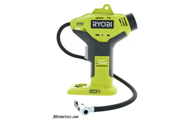 Ryobi P737 18-Volt ONE+ Portable Cordless Power Inflator for Tires (Battery Not Included, Power Tool Only)-2