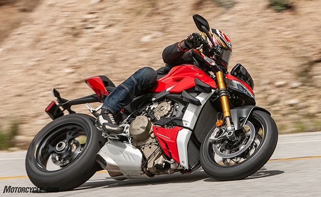Ducati Streetfighter V4S Review