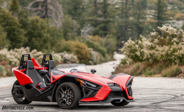 2020 Polaris Slingshot SL Review