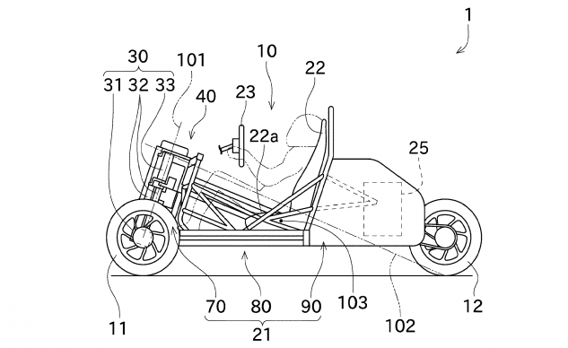 052720-Kawasaki-three-wheeler-patent-fig-1