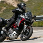 Ducati Multistrada 1260 S Grand Tour action