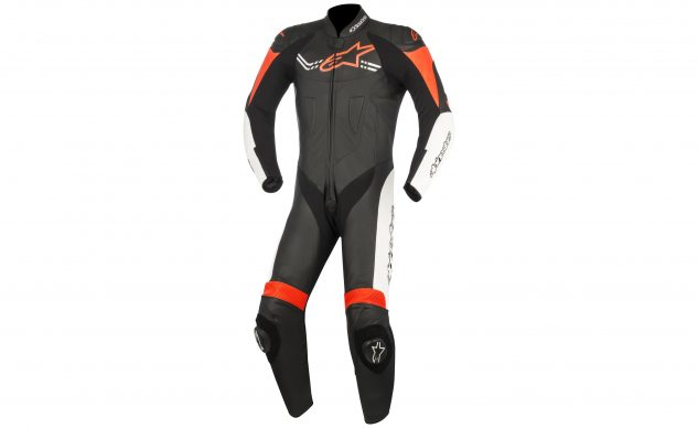 alpinestars_challengerv2_race_suit_black_white_fluo_red