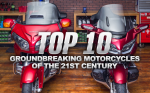 Top 10 Groundbreaking Motorcycles of the 21st Century (So Far)