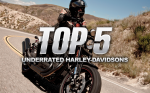 Top Five Underrated Harley-Davidsons