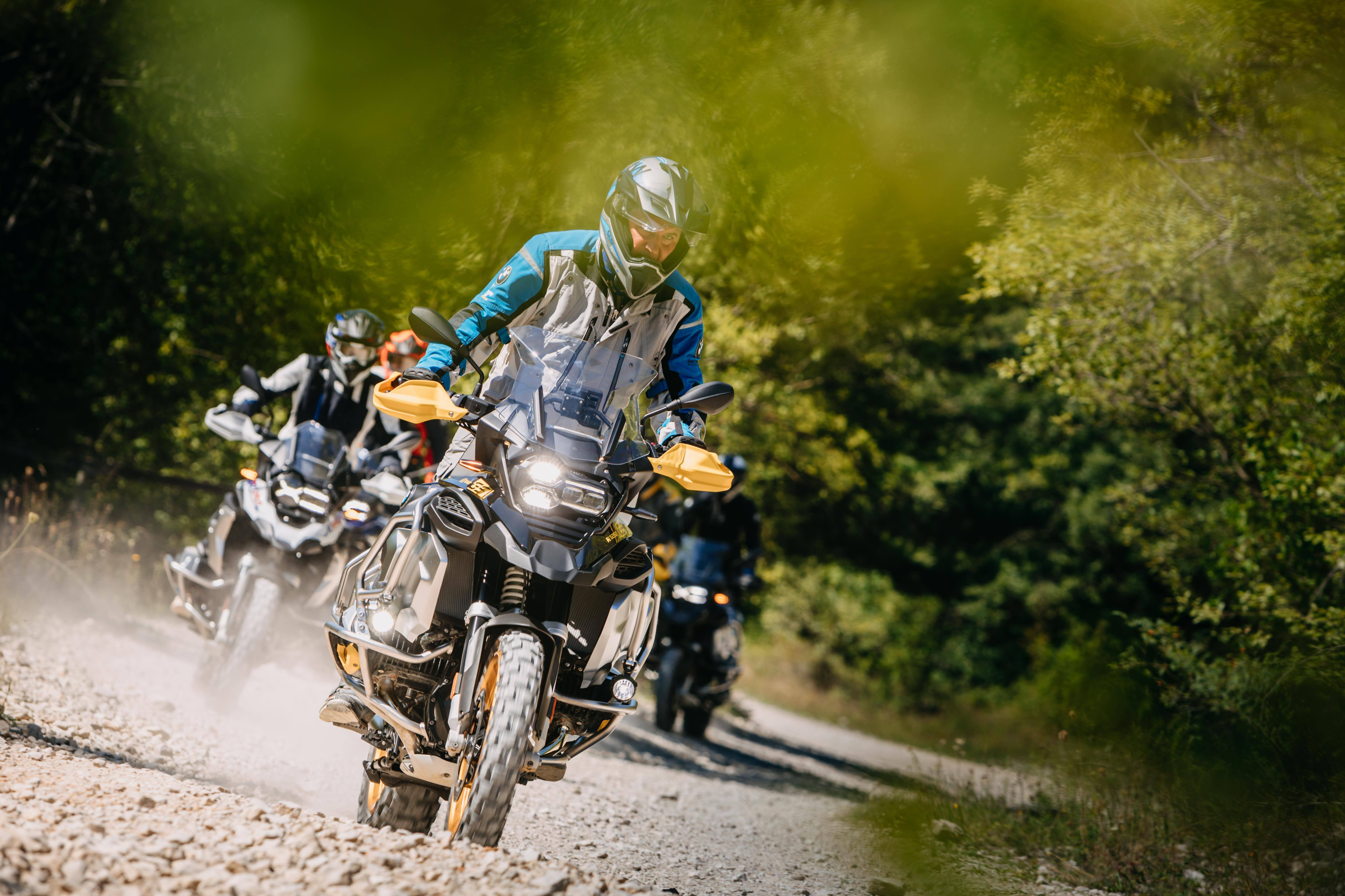 2021 BMW R1250GS and R1250GS Adventure First Look ...