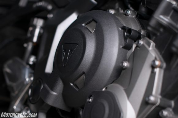 Trident – Accessory Engine Protectors Front