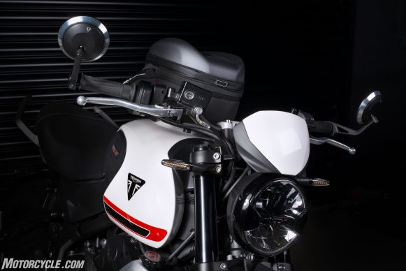 Trident – Accessory Flyscreen and Mirrors