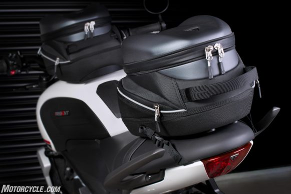 Trident – Accessory Tail Pack Rear