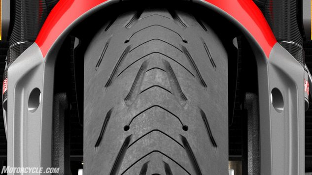 Trident – Front Tyre