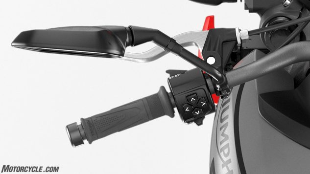 Trident – LH Grip and Switch Cube-2