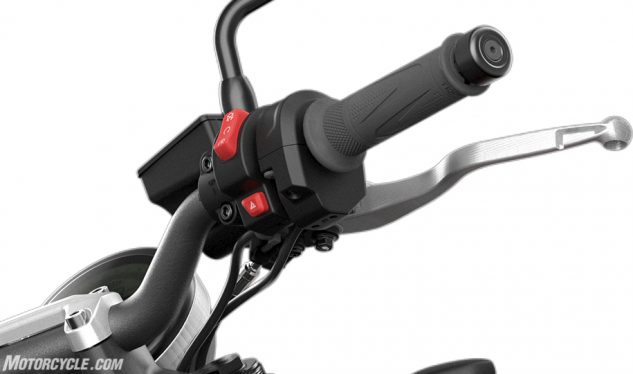 Trident – RH Grip and Switch Cube