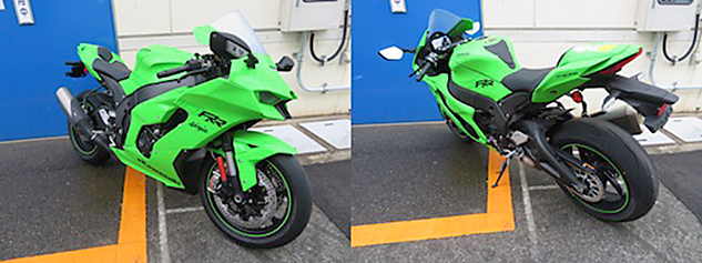 The 2021 Kawasaki Ninja ZX-10RR