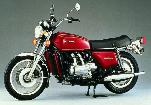 1974 Honda Gold Wing GL1100