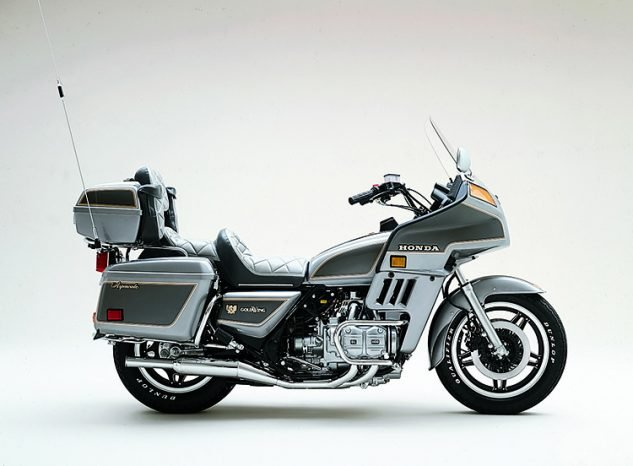1982 Honda Gold Wing GL1100