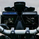 New 2021 Yamaha Tracer 9 GT TFT screens