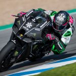 Alex Lowes 2021 Ninja ZX-10RR