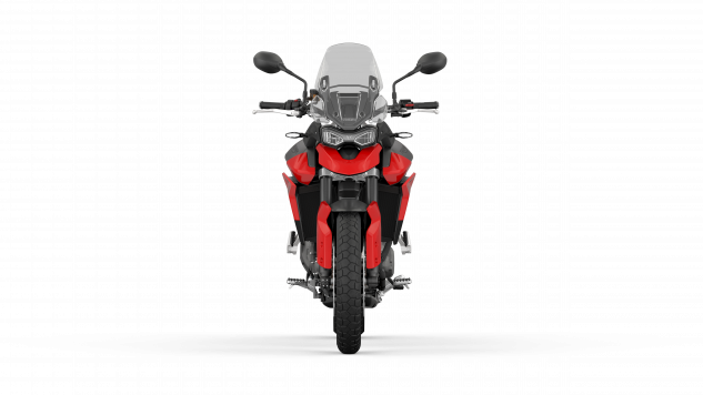 Tiger 850 Sport – Graphite and Diablo Red – Front.png