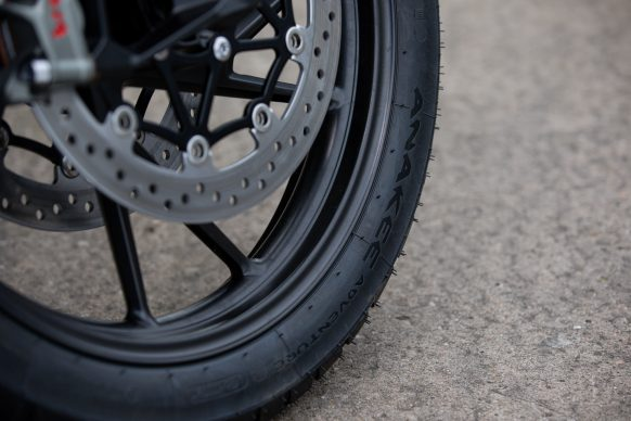 Tiger 850 Sport – Michelin Tyres