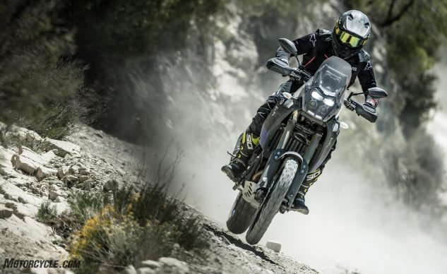 Best Value Motorcycle of 2020 runner-up: Yamaha Tenere 700
