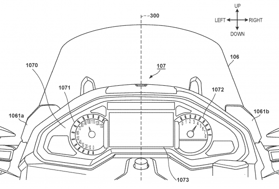 011421-honda-gold-wing-radar-adaptive-cruise-control-hud-patent-fig-3