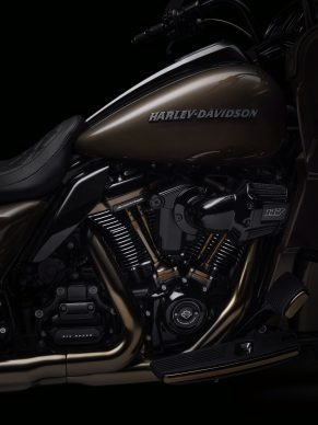 MY21 Key Features. CVO Road Glide.