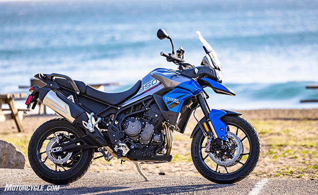2021 Triumph Tiger 850 Sport Review – First Ride — Motorcycle.com