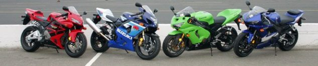 2005 Supersport Shootout Group Pic