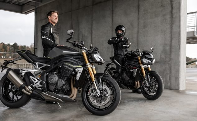 Speed Triple 1200 RS – Hero Static 6-feature