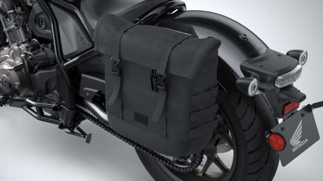 21 Honda CMX1100_accessory bag left