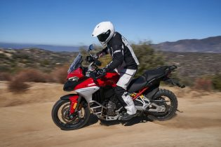 2021 Ducati Multistrada V4 Review