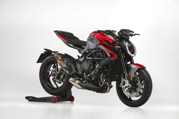 Brutale RR SCS red no specchi 2