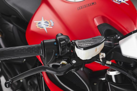 Dragster Rosso detail 12