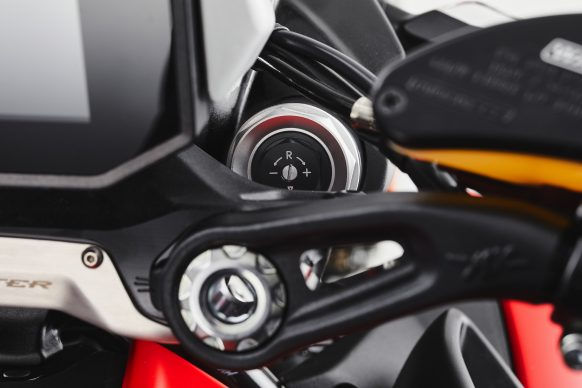 Dragster Rosso detail 15