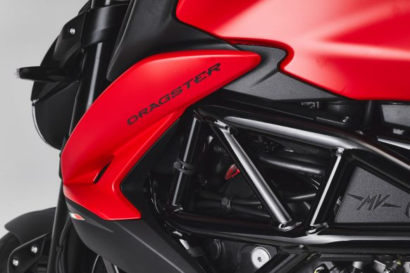 Dragster Rosso detail 16