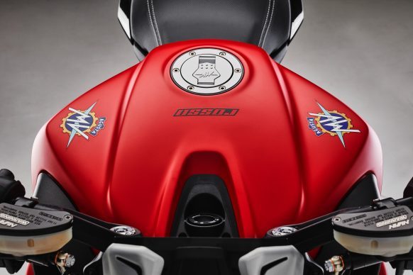 Dragster Rosso detail 17