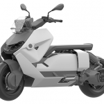 Design Filings Suggest BMW CE 04 Electric Scooter is Close to Entering Production