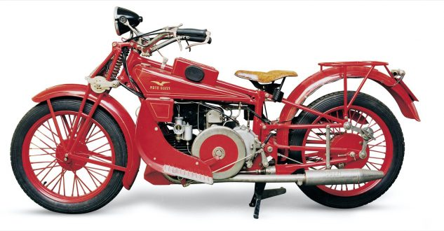1928 NORGE G.T. 500