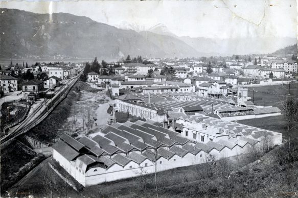 stabilimento 1933-1935