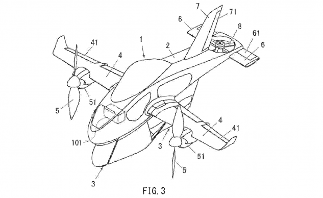 040121-Subaru-flying-motorcycle-patent-US20210061457-fig-3