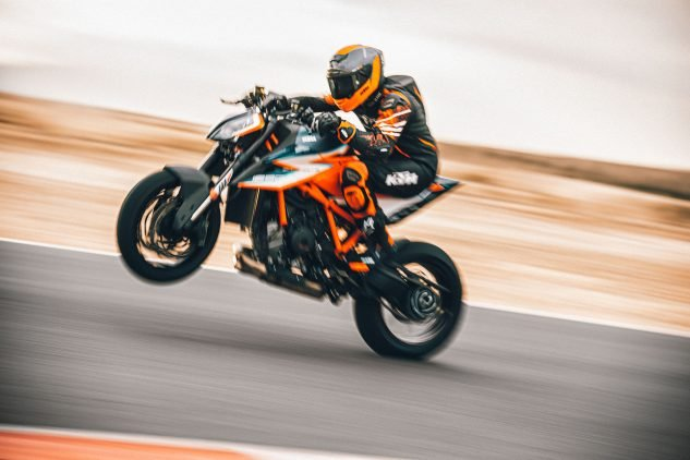 New limited edition 2021 KTM 1290 Super Duke RR