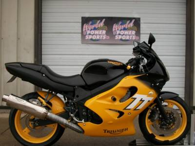 Honda Dealers Illinois >> 2000 TRIUMPH TT600 For Sale : Used Motorcycle Classifieds