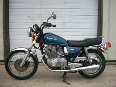 Honda Dealers Illinois >> 1982 SUZUKI GS450T For Sale : Used Motorcycle Classifieds