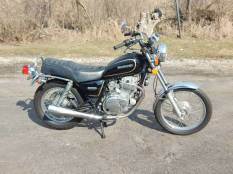 1982 Suzuki GN-250 For Sale : Used Motorcycle Classifieds