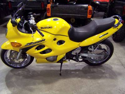 2001 Suzuki Katana 600 For Sale : Used Motorcycle Classifieds