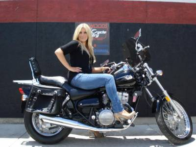 2007 Kawasaki Vulcan 500 LTD For Sale : Used Motorcycle Classifieds