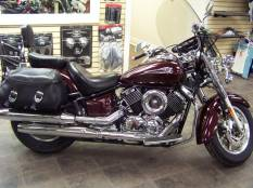 2007 Yamaha V Star 1100 Silverado For Sale : Used Motorcycle Classifieds